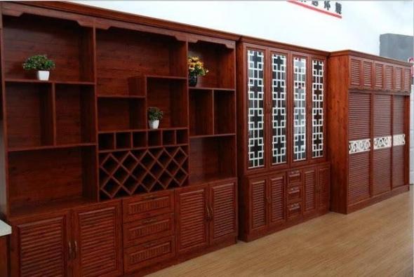 对比全铝酒柜和木质酒柜的区别