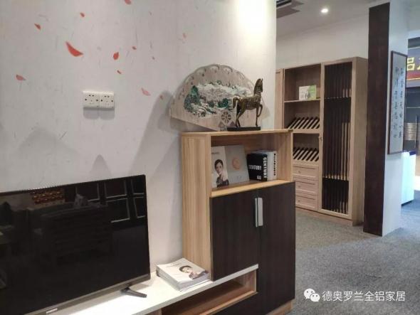 香港创新建筑廊国际秀 大沥镇长游剑锋为德奥罗兰点赞!