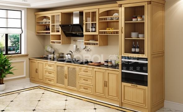 装修房子是选全铝橱柜还是木质橱柜好?