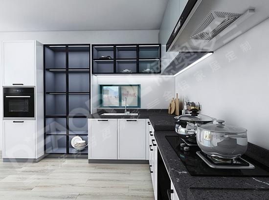 德奥罗兰全铝橱柜:打造温柔空间,演绎专属厨房的优雅!