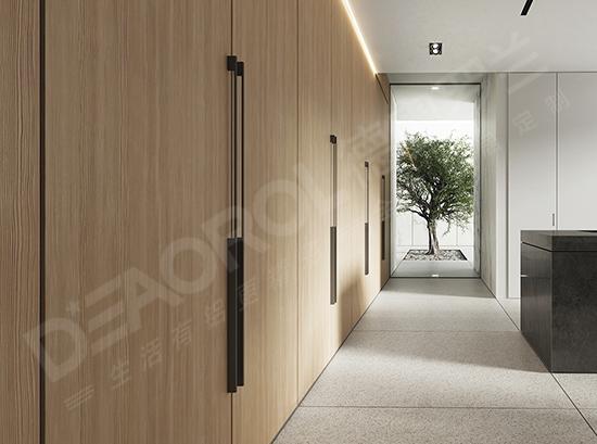 全铝家具定制给您一个安醛的家