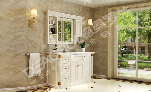 全铝浴室柜生产厂家
