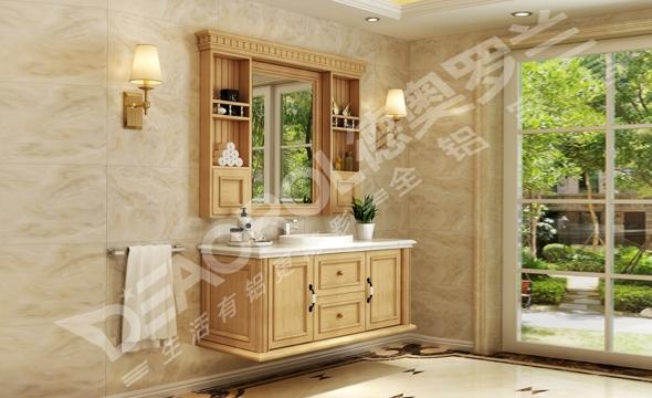 全铝浴室柜代理