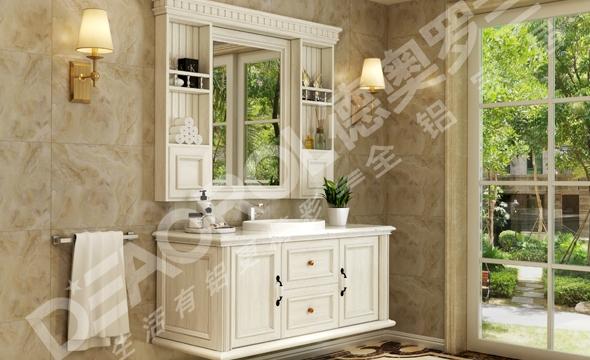 全铝浴室柜品牌