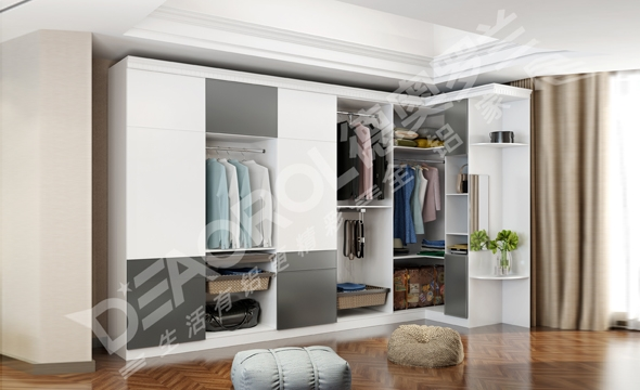 全铝衣柜家具