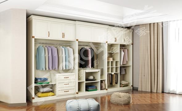 全铝衣柜家居定制