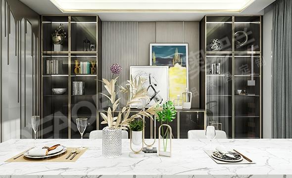 全铝储物柜D6-012