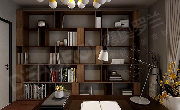 全铝书柜D6-028