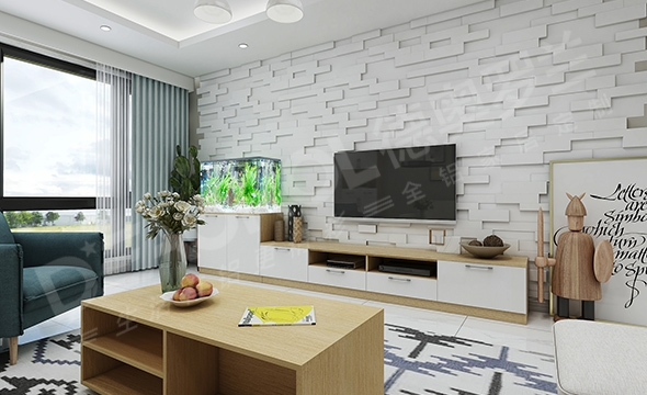 全铝电视柜D5-036