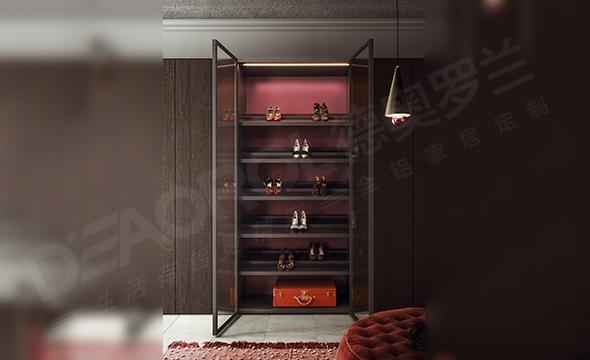 全铝鞋柜D6-011