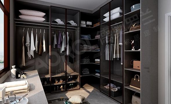 全铝衣柜D6-004