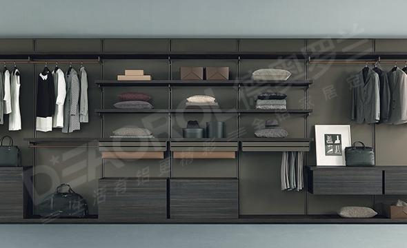 全铝衣柜D6-007